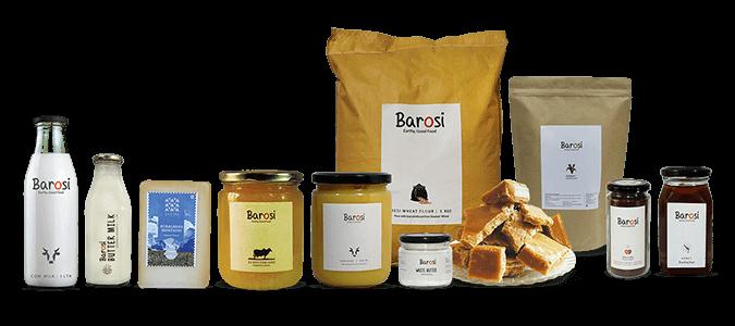 Barosi Kitchen Essentials