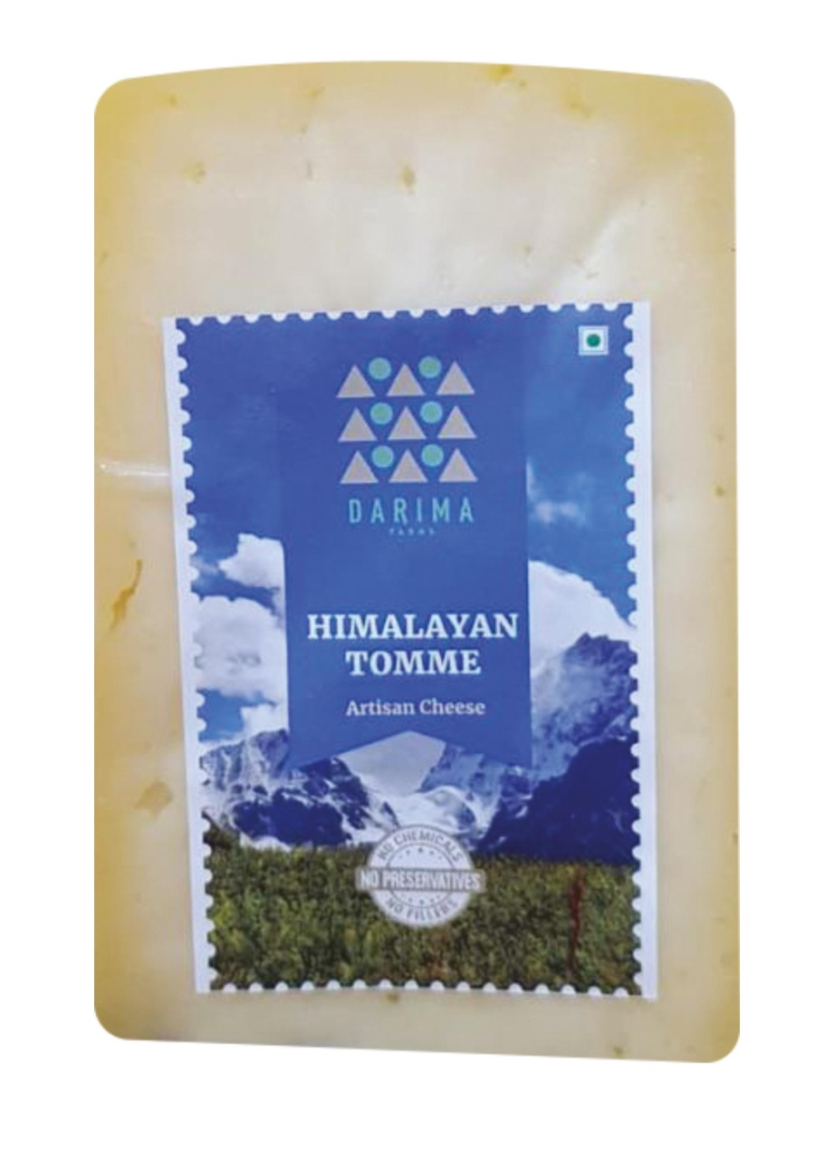 Himalayan Tomme Cheese