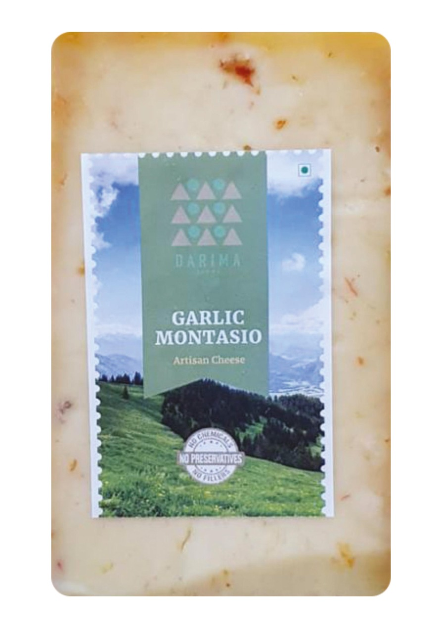 Himalayan Chilli Garlic Montasio