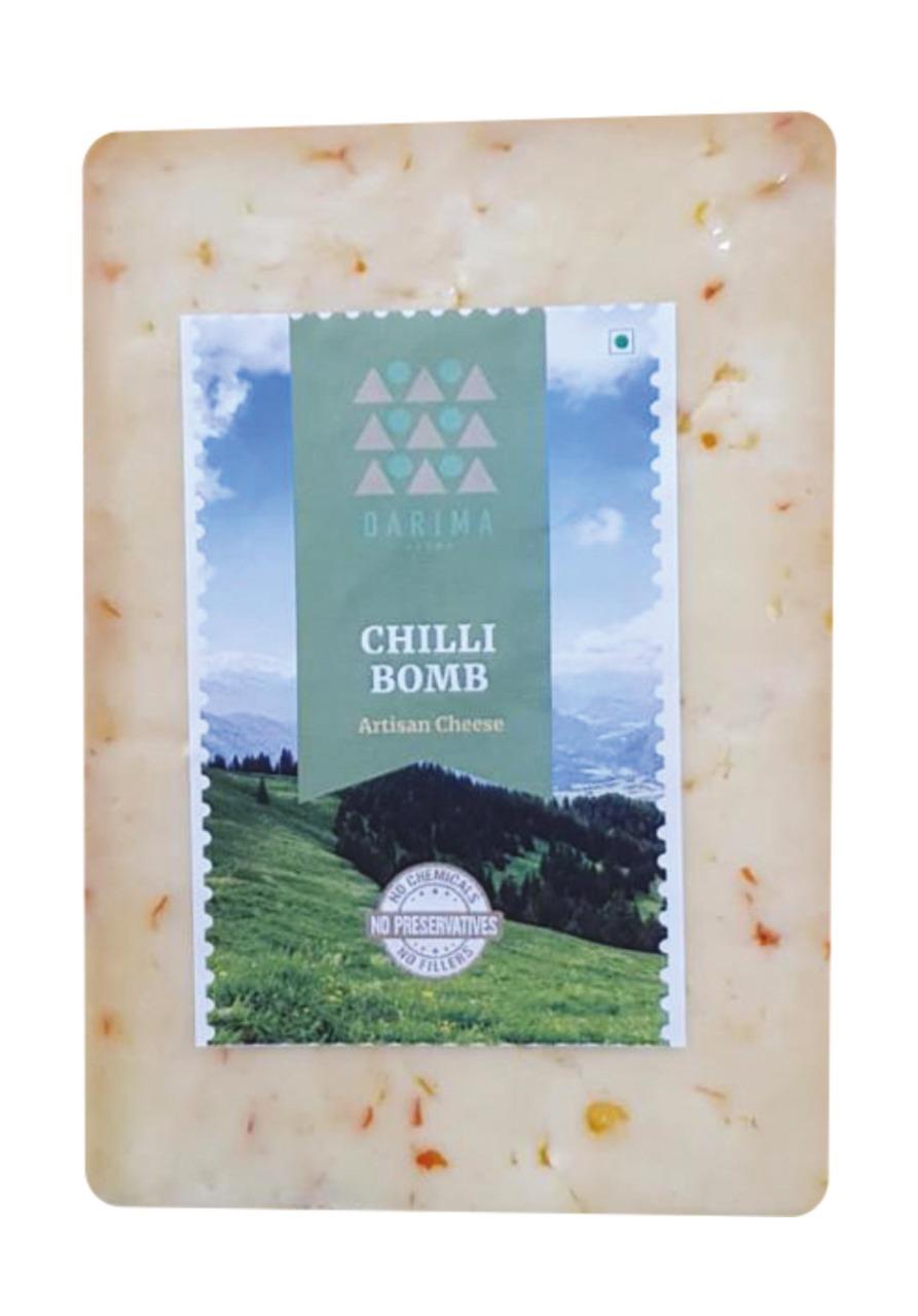 Himalayan Chilli Bomb Cheese